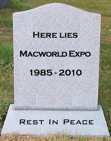 Contemplating the uncertain future of Macworld Expo