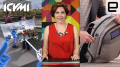ICYMI: Facebook VR selfies, laser-powered water and more