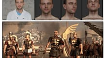 Total War fan will live on as a character in Rome 2