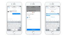 Facebook Messenger 開始推送「投票」與「付款」測試功能(兩者關聯性?)