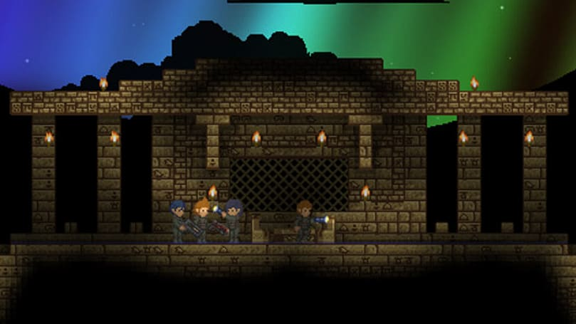 Starbound, Slender: The Arrival featured among Indie DB's top 100 of 2013