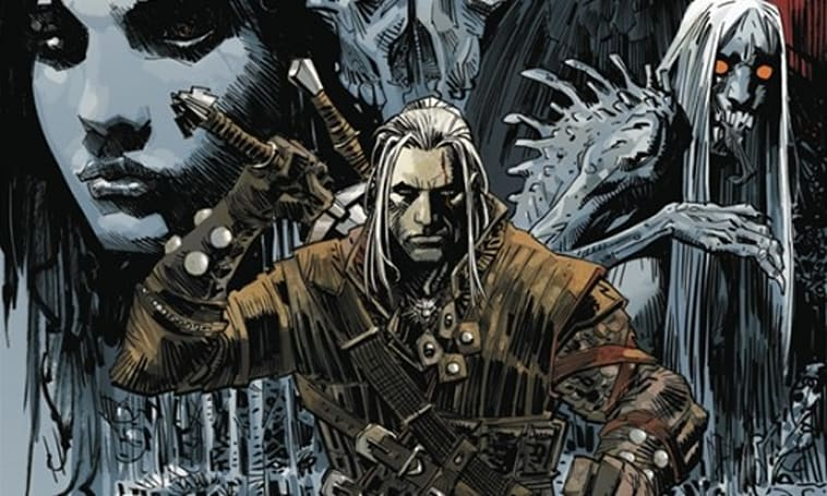 The Witcher rides a Dark Horse into the comic book world
