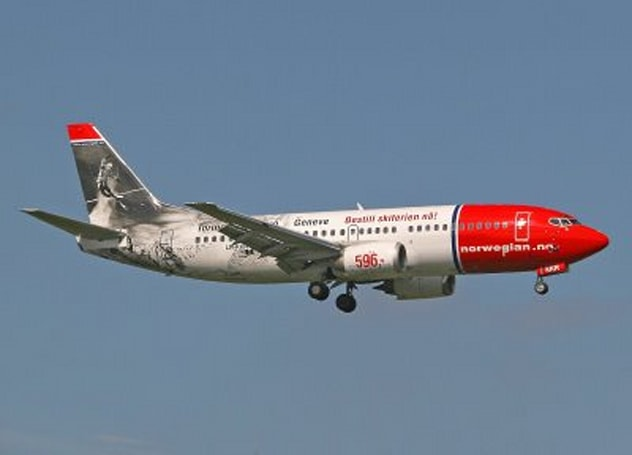 Norwegian Air rolling out in-flight phone use, internet access