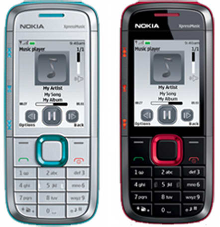Nokia 5130 XpressMusic comes to T-Mobile