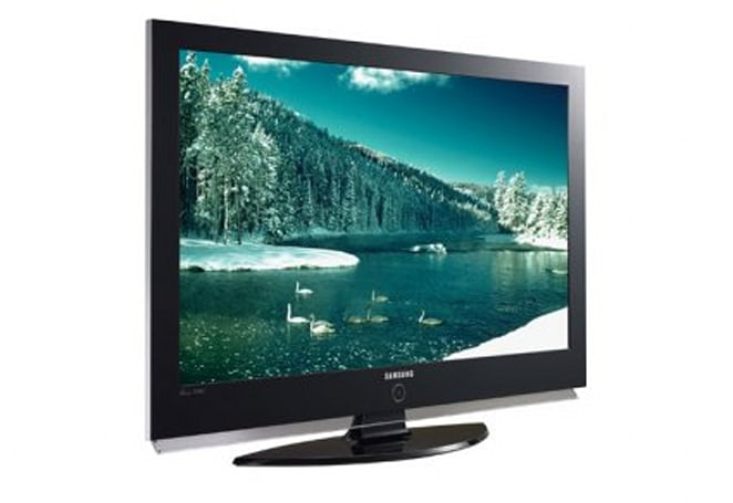 Samsung LN-S5296D 52-inch 1080p LCD coming soon