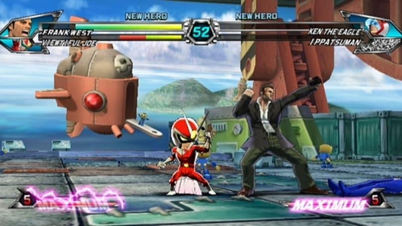 Tatsunoko vs Capcom no longer being sold due to rights lapse