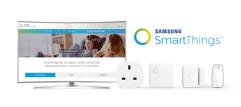 Samsung is putting SmartThings hubs in its 2016 HDTVs