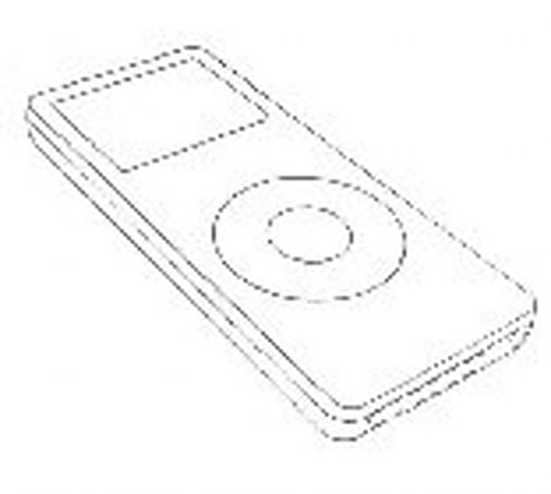 Apple trademarks iPod's design, applies for iPhone design mark