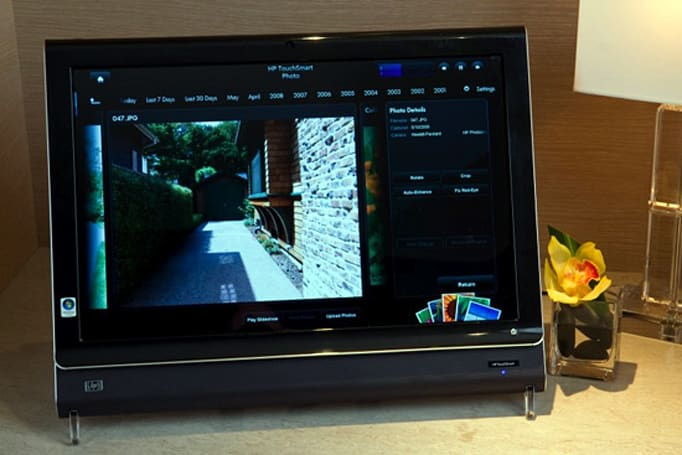 How would you change HP's TouchSmart 2 all-in-one PC?
