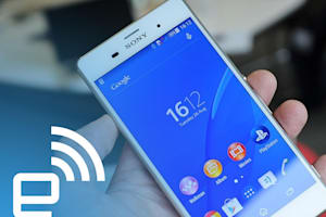 Sony Xperia Z3 Hands-on