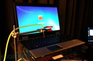 HP's ProBook 6x45b line handles a spill with aplomb (on video!)
