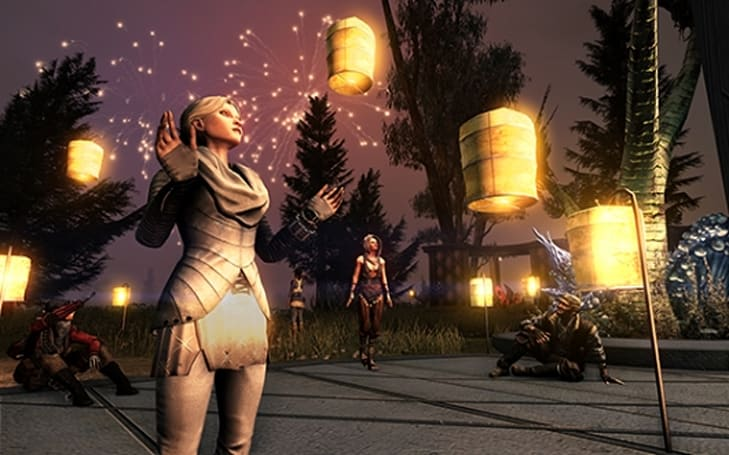 Defiance throws an extended anniversary celebration