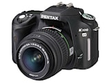 Pentax K100D DSLR reviewed