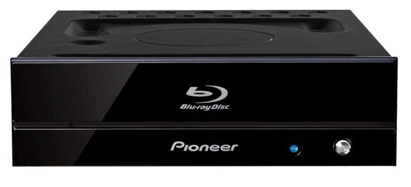 先锋推出首台 Ultra HD Blu-ray 电脑光驱