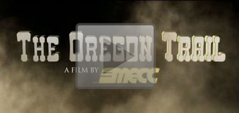 Oregon Trail: The Movie has given us dysentery