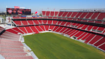 The 49ers' new stadium is a temple of football and high technology