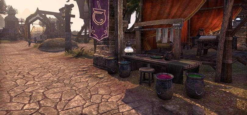 Elder Scrolls Online's third update has deployed