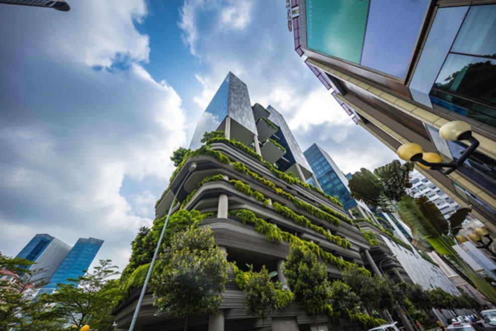 Spettacolari ed ecosostenibili: 10 meraviglie architettoniche green in giro per il mondo