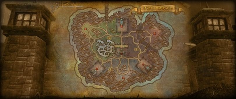 The problems with Tol Barad (and how to fix them)