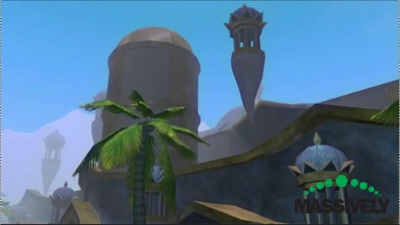 Massively Exclusive: EverQuest's City of Tides unveiled