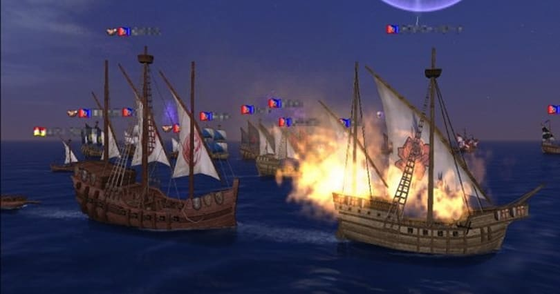 Avast ye landlubbers: Uncharted Waters Online ahead!