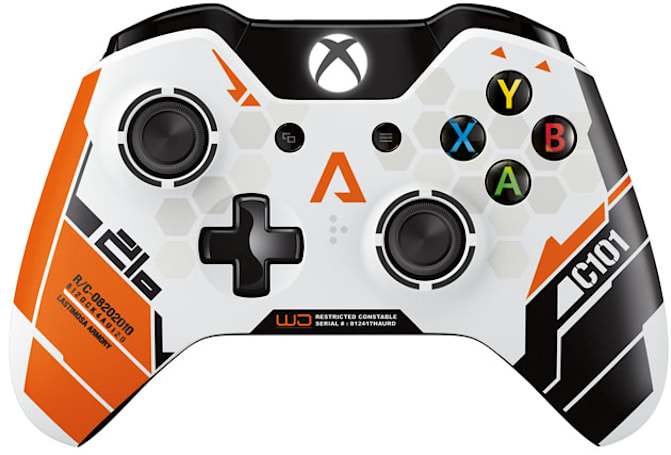 Titanfall special edition Xbox One controller drops this March