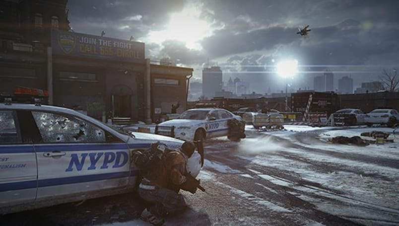 Rumor: Ubisoft employee says The Division's 2014 release date 'feels laughable'
