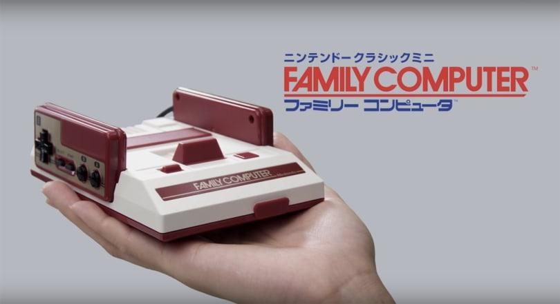 老任的工程师在 Famicom Mini 里留言给偷看代码的骇客