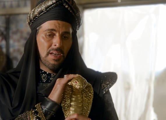 Sneak Peek: Season 6 Brings Aladdin and Jafar
