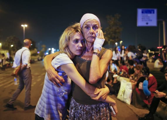 Istanbul Airport reopens after deadly terror attack