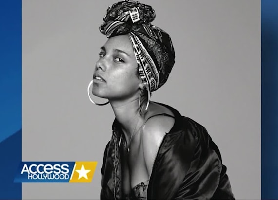 Why Alicia Keys' #NoMakeup Movement Sends A Powerful Message