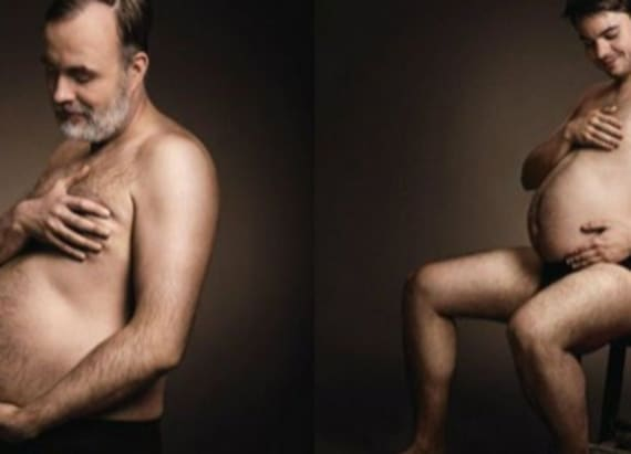 New ad campaign pays homage to the beer belly