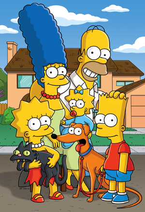 QuizUp Answers: The Simpsons Trivia