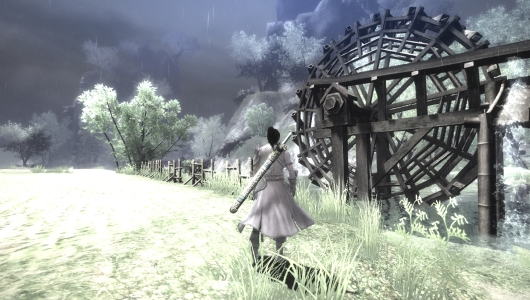 Exiled players are required to spend a minimum of two hours a day staring wistfully at structures.