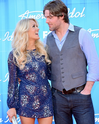 Baby news for carrie underwood and mike fisher cambio for Mike fisher and carrie underwood baby