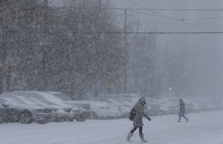 Snow East Coast