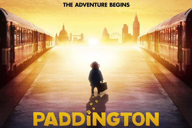 Paddington Bear film trailer