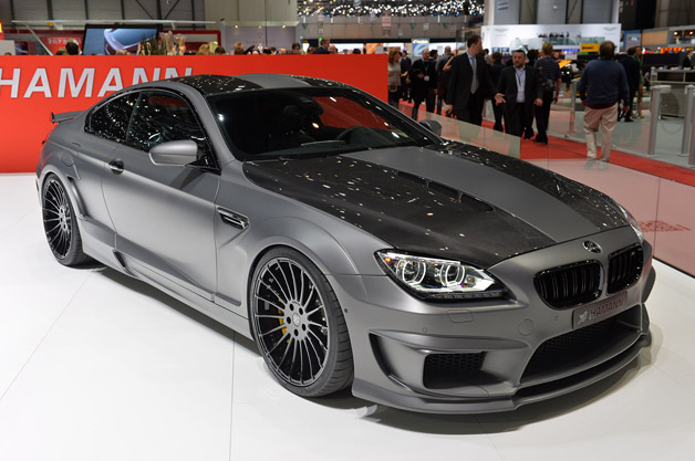 Hamann BMW M6 Mirror