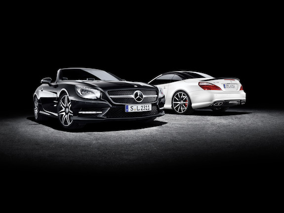 Mercedes-Benz SL und SL AMG 2LOOK Edition