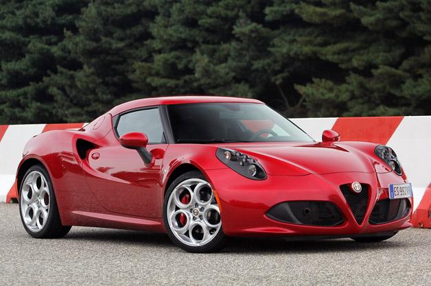 【試乗記】「フェラーリ『458』の小型版だ!」 アルファ ロメオ「4C」(ビデオ付)