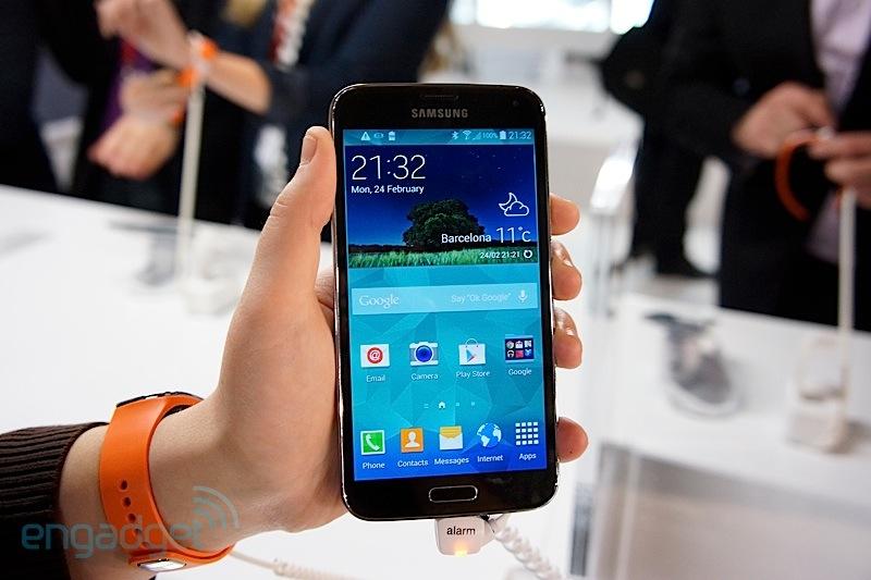 Samsung Galaxy S5 en nuestras manos [Actualizado: ¡en vídeo!]