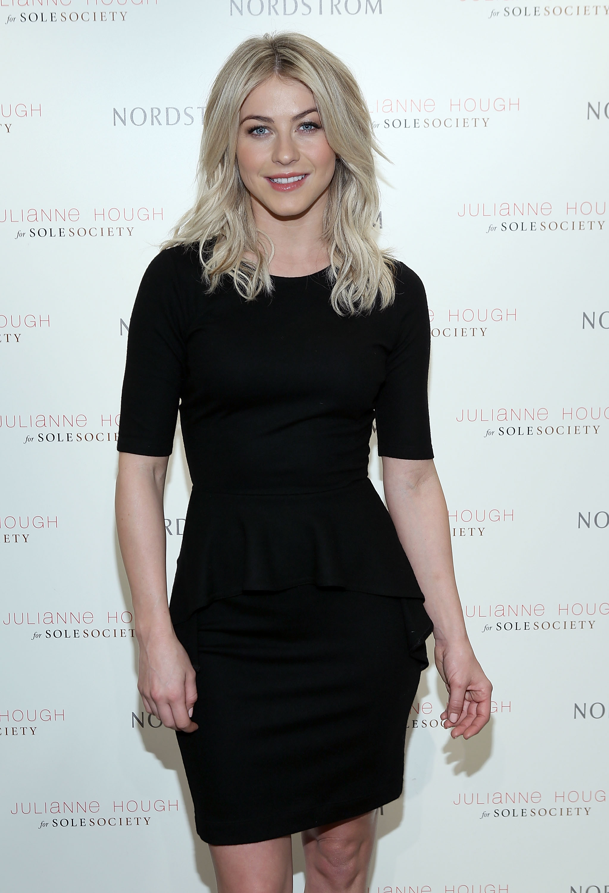 Julianne Hough Presents The Julianne Hough For Sole Society Collection At Nordstrom