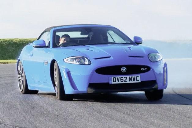 【ビデオ】ジャガー「XKR-S」とメルセデス・ベンツ「SL63 AMG」をレーストラックで徹底比較!