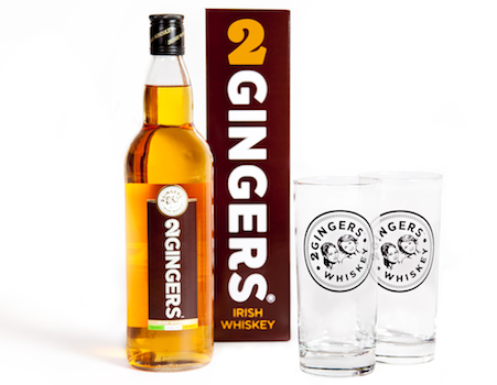 2 Gingers whiskey