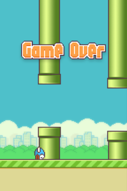 flappy bird machine