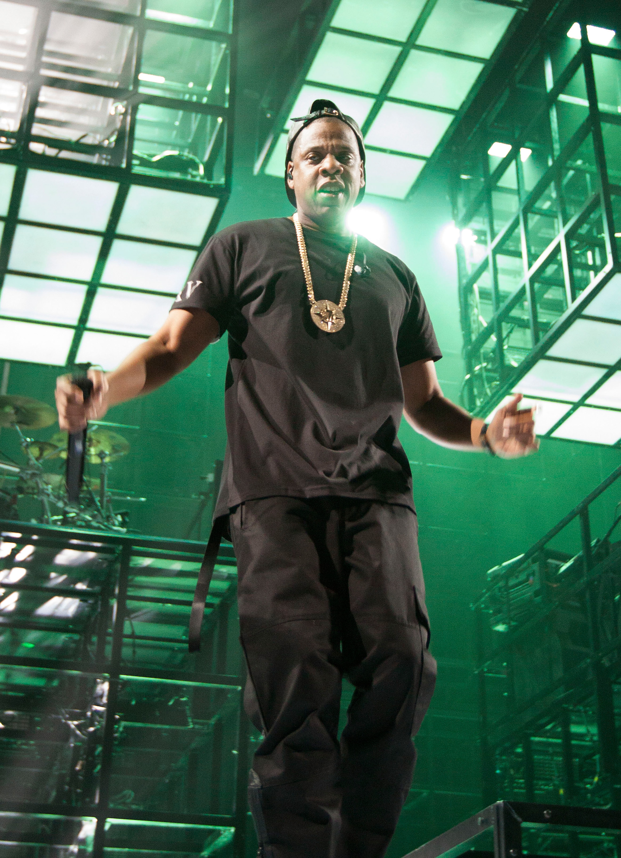 Jay Z In Concert -  Chicago, IL