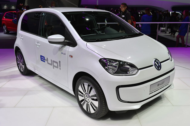 2015 Volkswagen e-up!