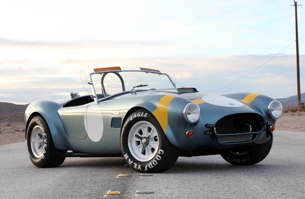 50th Anniversary FIA Shelby Cobra