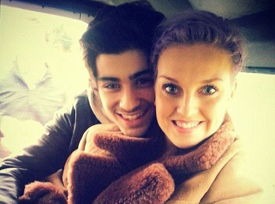 Zayn Malik and Perrie Edwards wedding Journey reunion