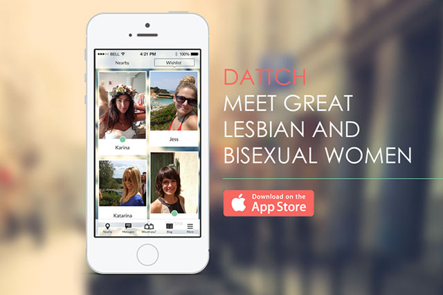dattch lesbian dating app